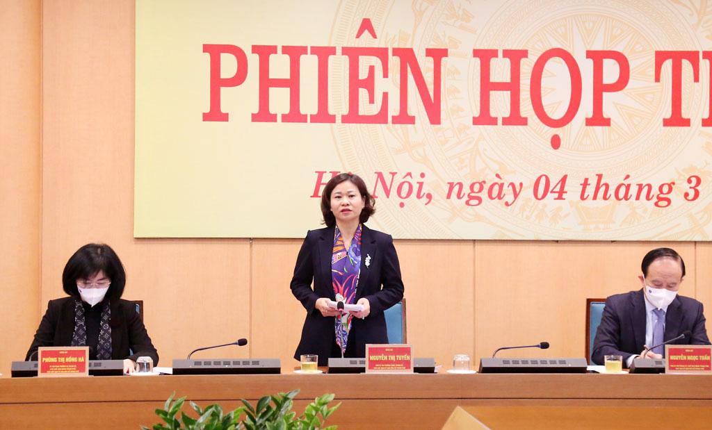 Dự kiến bầu cử phát sinh nhiều vấn đề, Hà Nội yêu cầu ngay việc này - Ảnh 2.