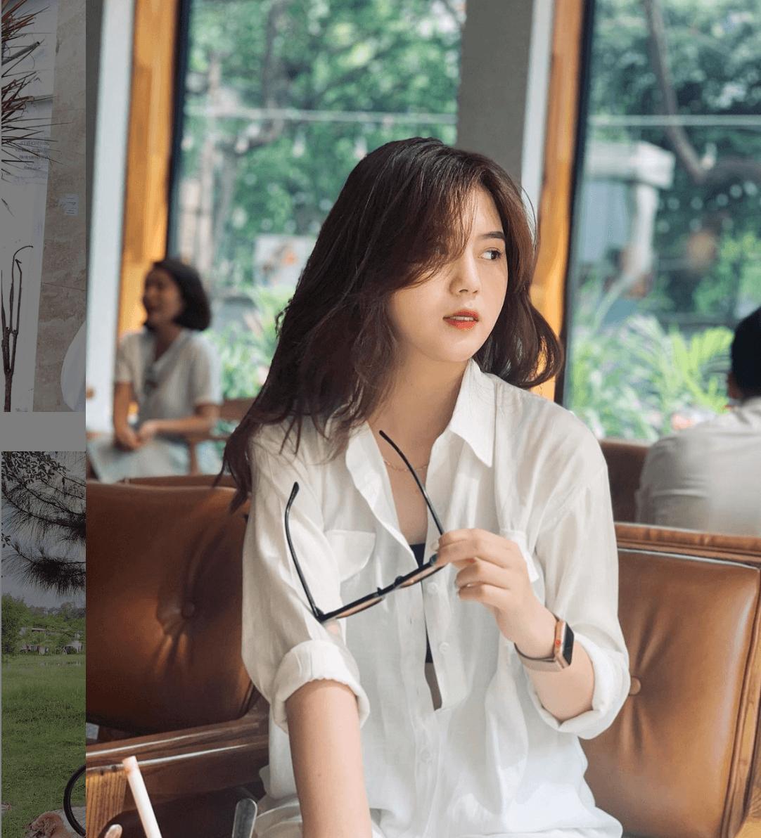 Bạn gái hậu vệ Thành Chung: Xinh đẹp, kín tiếng và đảm đang - Ảnh 6.