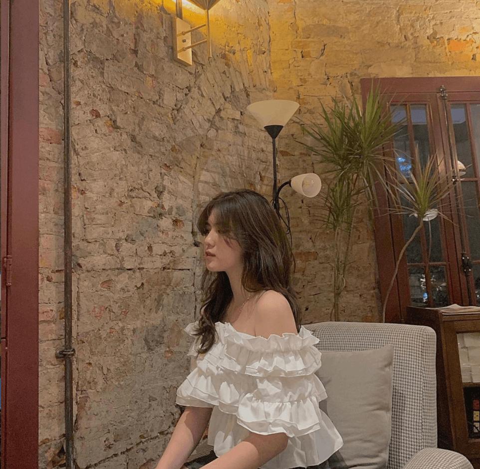 Bạn gái hậu vệ Thành Chung: Xinh đẹp, kín tiếng và đảm đang - Ảnh 4.