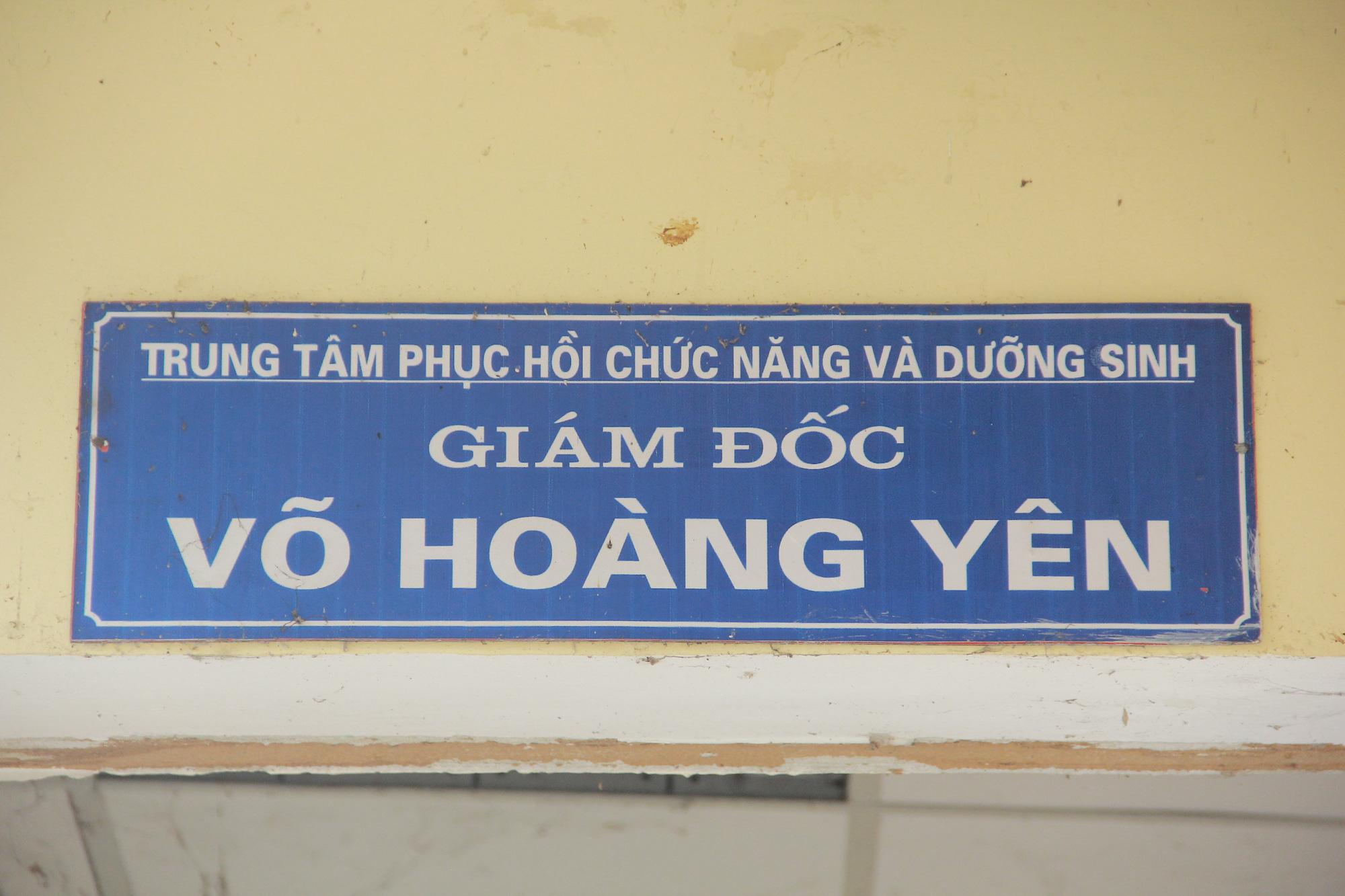 Trung tâm phục hồi chức năng lương y Võ Hoàng Yên bỏ hoang, để không, vỡ nát tại Hà Tĩnh - Ảnh 8.
