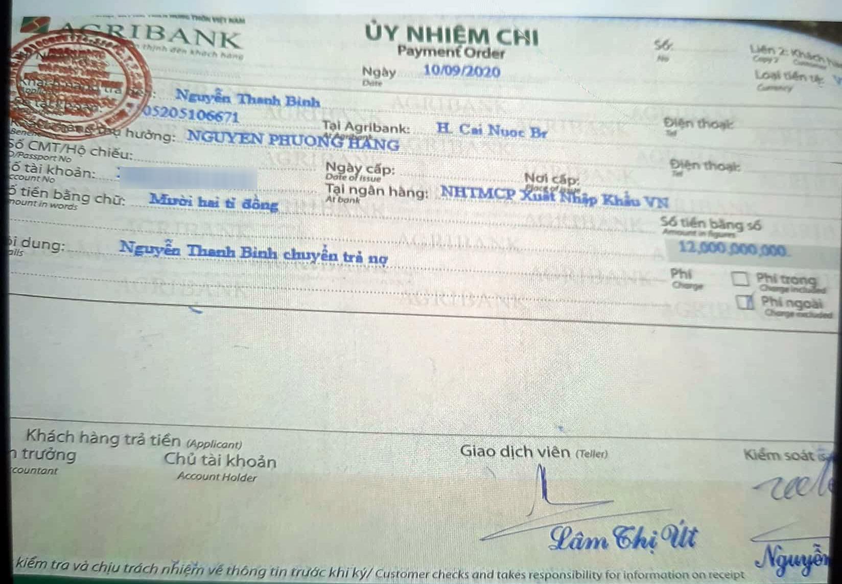 """Vụ """"lương y"""" Võ Hoàng Yên bị tố cáo: Người từng nhận 12 tỷ đồng từ bà Hằng lên tiếng - Ảnh 2."""