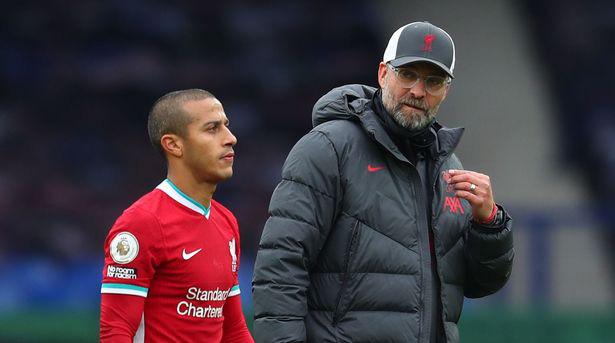3 nguyên nhân khiến Thiago chưa thể thành công tại Liverpool - Ảnh 1.