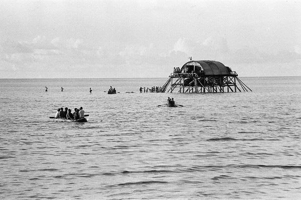Bộ đội căng mình trước sóng gió bảo vệ Trường Sa những năm 80 - Ảnh 1.