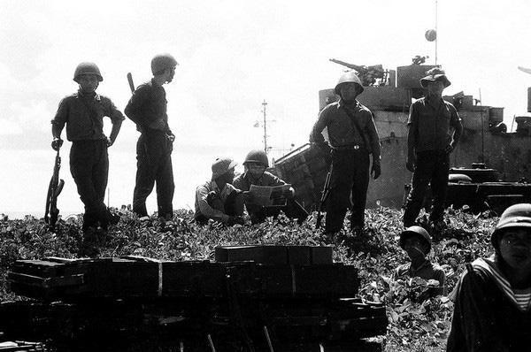 Bộ đội căng mình trước sóng gió bảo vệ Trường Sa những năm 80 - Ảnh 6.