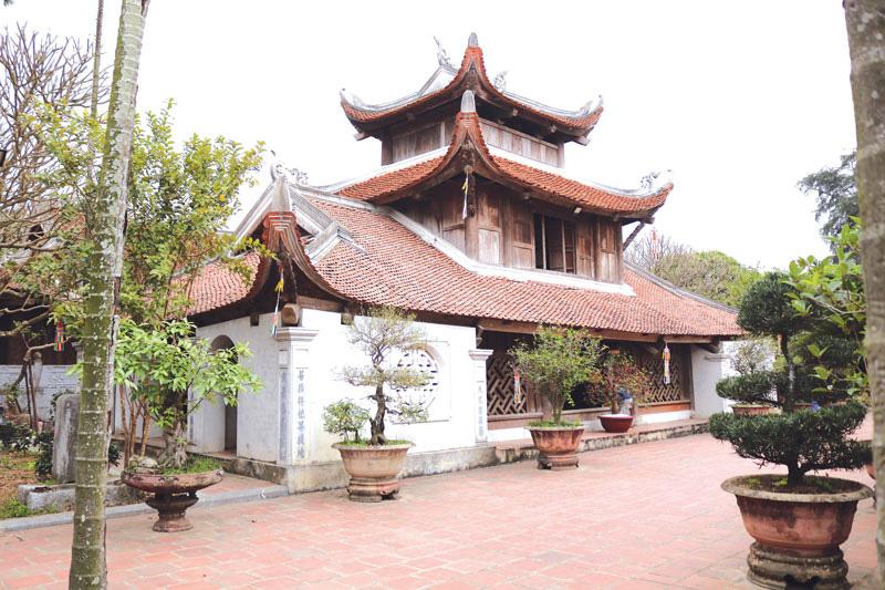 """Bắc Ninh: Bí ẩn ở ngôi chùa cổ """"giấu"""" 4 kho báu Bảo vật Quốc gia - Ảnh 1."""