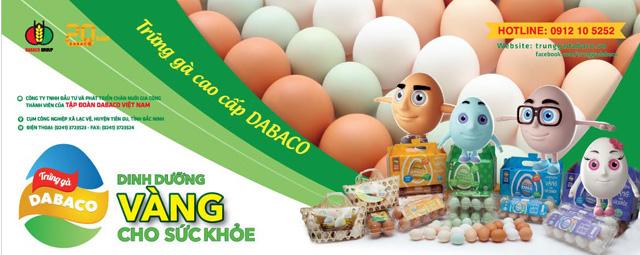 Trứng gà Dabaco có gì đặc biệt mà hút khách? - Ảnh 2.