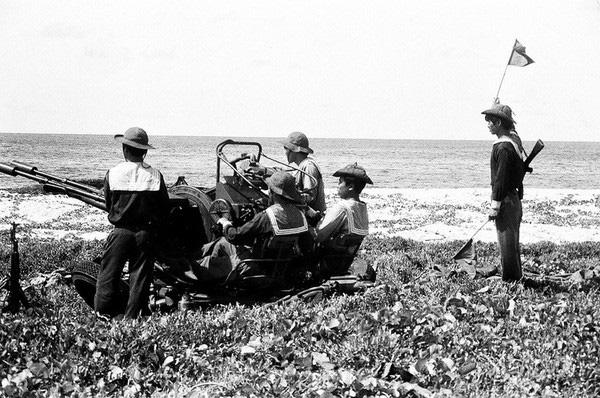 Bộ đội căng mình trước sóng gió bảo vệ Trường Sa những năm 80 - Ảnh 11.