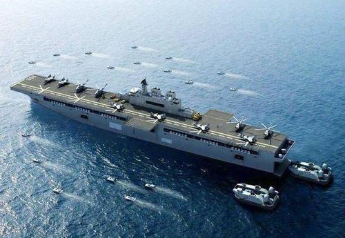 Tàu đổ bộ trực thăng tấn công đầu tiên của Trung Quốc nguy hiểm cỡ nào? - Ảnh 5.