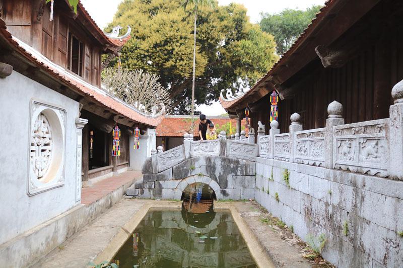 """Bắc Ninh: Bí ẩn ở ngôi chùa cổ """"giấu"""" 4 kho báu Bảo vật Quốc gia - Ảnh 2."""