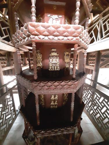"""Bắc Ninh: Bí ẩn ở ngôi chùa cổ """"giấu"""" 4 kho báu Bảo vật Quốc gia - Ảnh 3."""