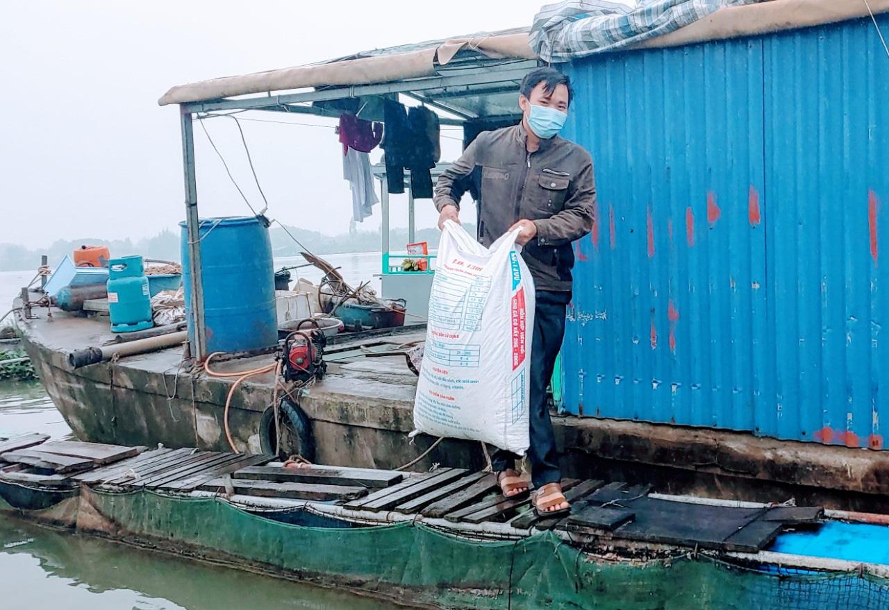 Hải Dương: Hàng chục tấn cá tồn đọng, người nuôi cá lồng Kim Lai lao đao vì Covid-19 - Ảnh 2.