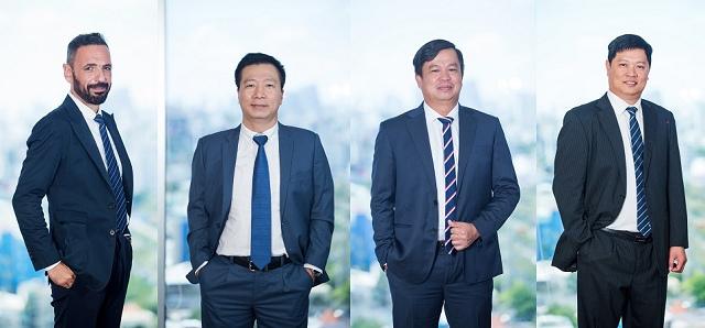 """Động thái mới ở Coteccons: Bổ nhiệm 4 Phó Tổng giám đốc mới, vị """"tướng"""" cuối cùng dưới thời ông Nguyễn Bá Dương từ nhiệm - Ảnh 1."""