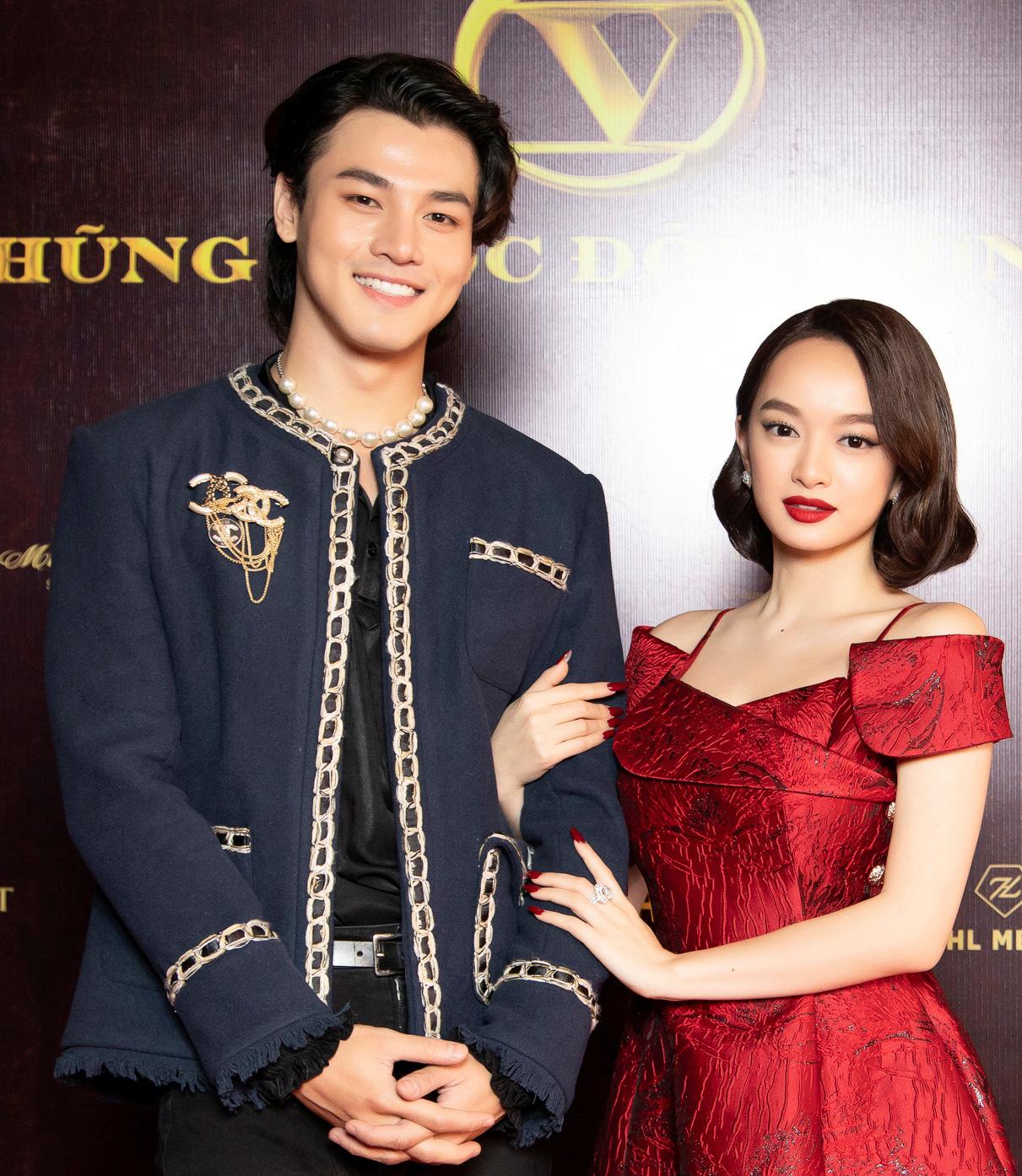 """Kaity Nguyễn không hề lép vế khi diễn cùng """"gái già lắm chiêu"""" Lê Khanh và Hồng Vân - Ảnh 3."""