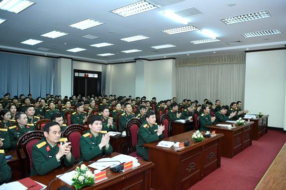 Thượng tướng 55 tuổi được Bộ Quốc phòng giới thiệu ứng cử ĐBQH khóa XV - Ảnh 4.