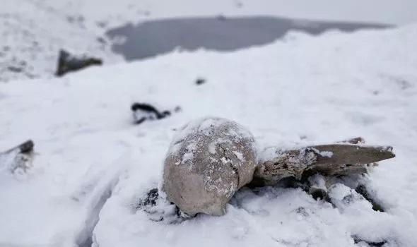 Rùng mình hồ nước cổ chứa đầy xương người giữa 'lưng chừng trời' khiến giới khoa học đau đầu - Ảnh 2.