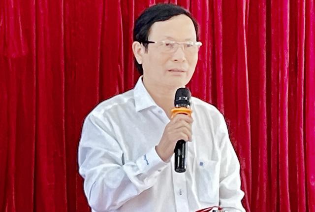 Quảng Ngãi: Huyện ra tối hậu thư cho hộ chây ì giao đất dự án kè bắc Trà Bồng  - Ảnh 3.
