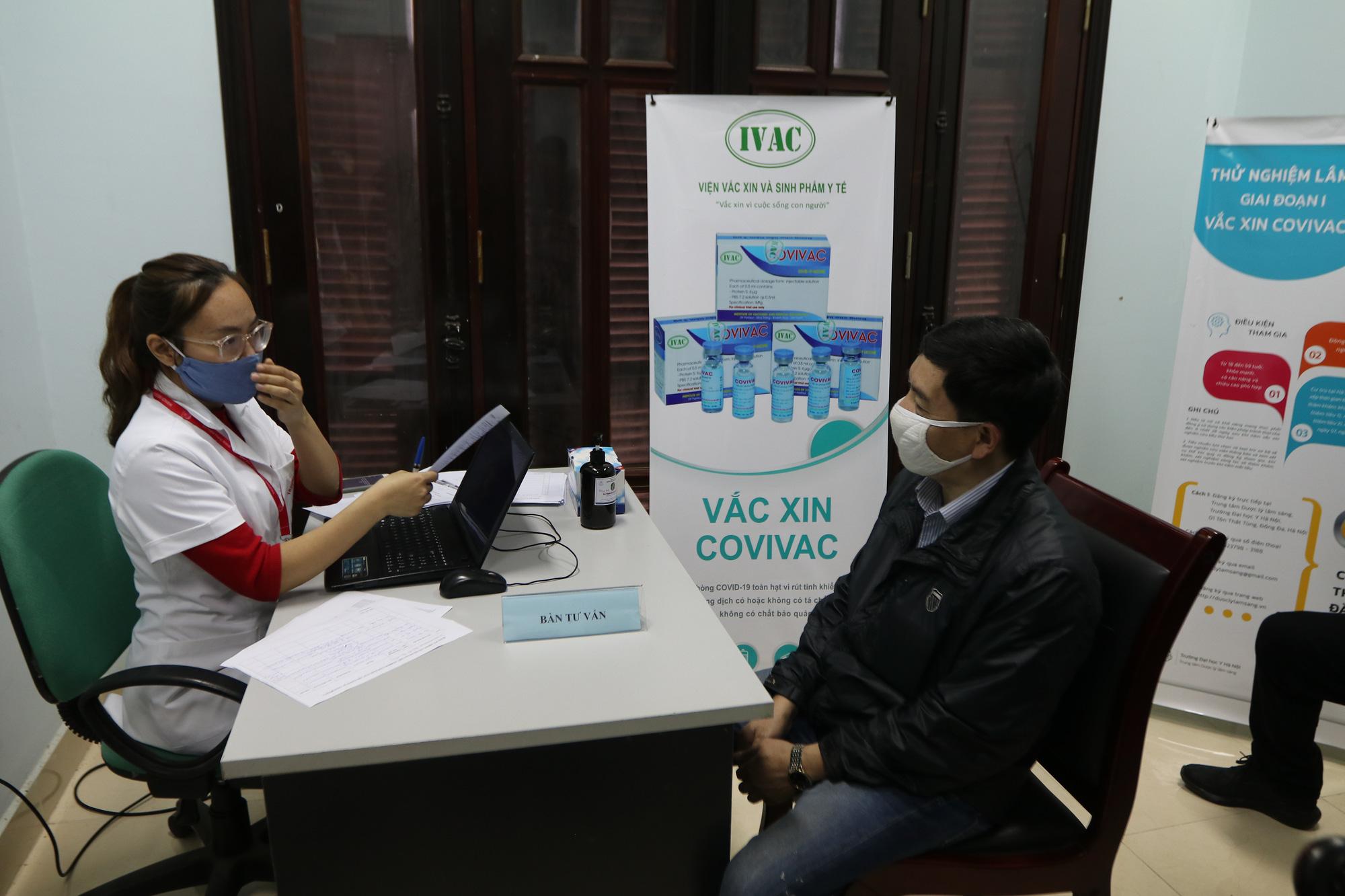 Bắt đầu tuyển tình nguyện viên thử nghiệm vắc xin điều trị Covid-19 thứ 2 của Việt Nam COVIVAC - Ảnh 5.
