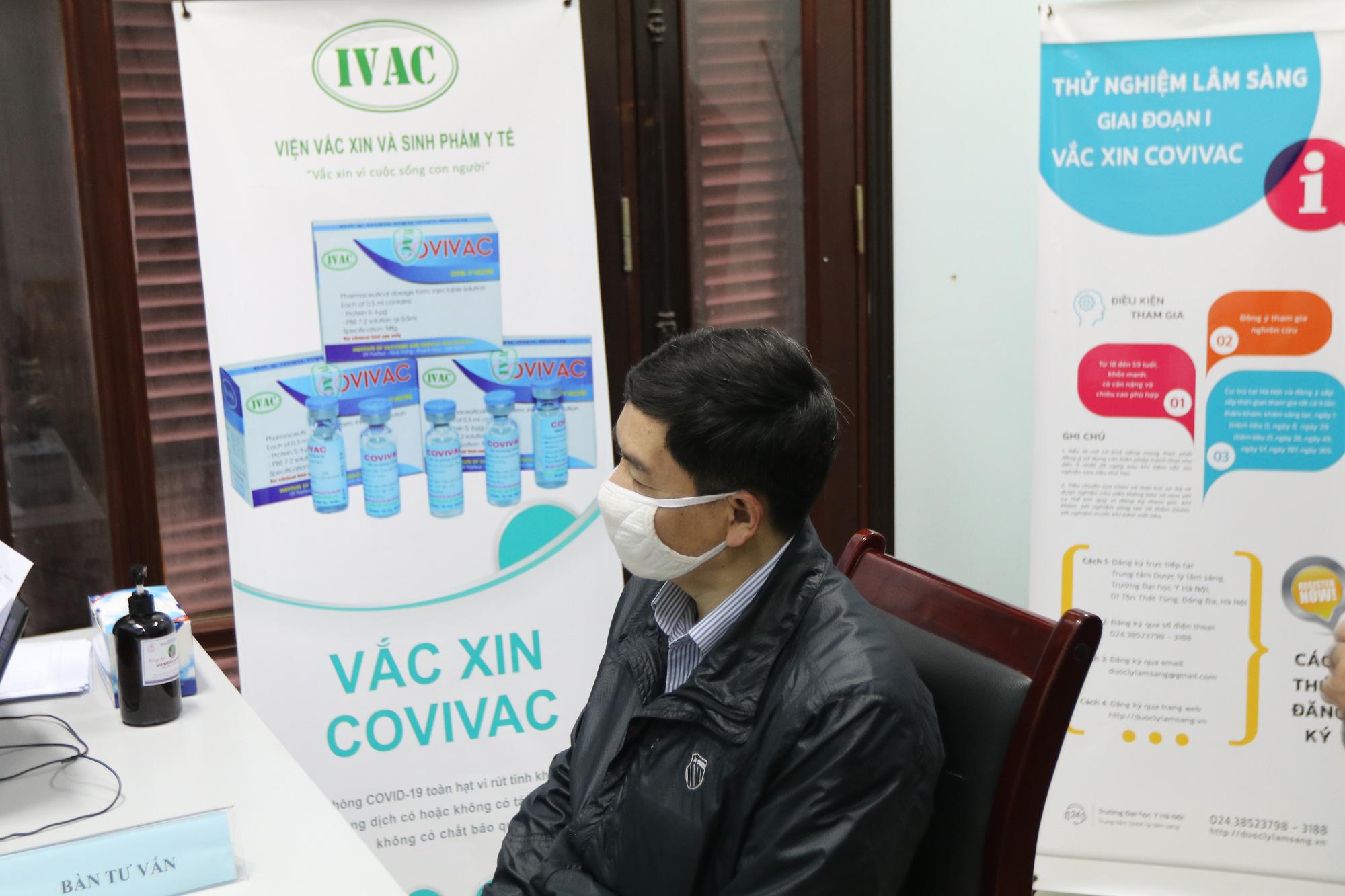 Bắt đầu tuyển tình nguyện viên thử nghiệm vắc xin điều trị Covid-19 thứ 2 của Việt Nam COVIVAC - Ảnh 3.