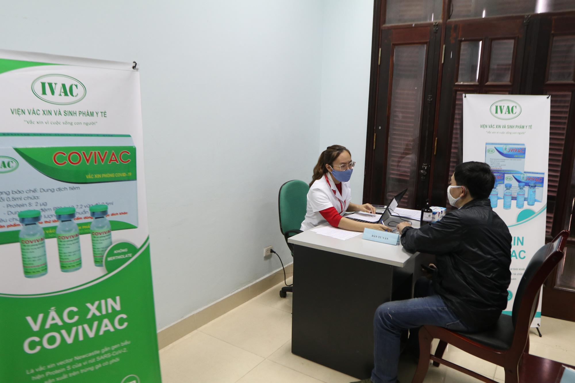 Bắt đầu tuyển tình nguyện viên thử nghiệm vắc xin điều trị Covid-19 thứ 2 của Việt Nam COVIVAC - Ảnh 2.