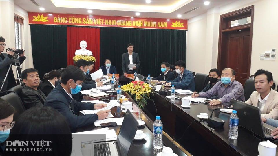 Đồng Hỷ - Thái Nguyên: Quyết tâm tháo gỡ khó khăn, vướng mắc cho doanh nghiệp - Ảnh 2.