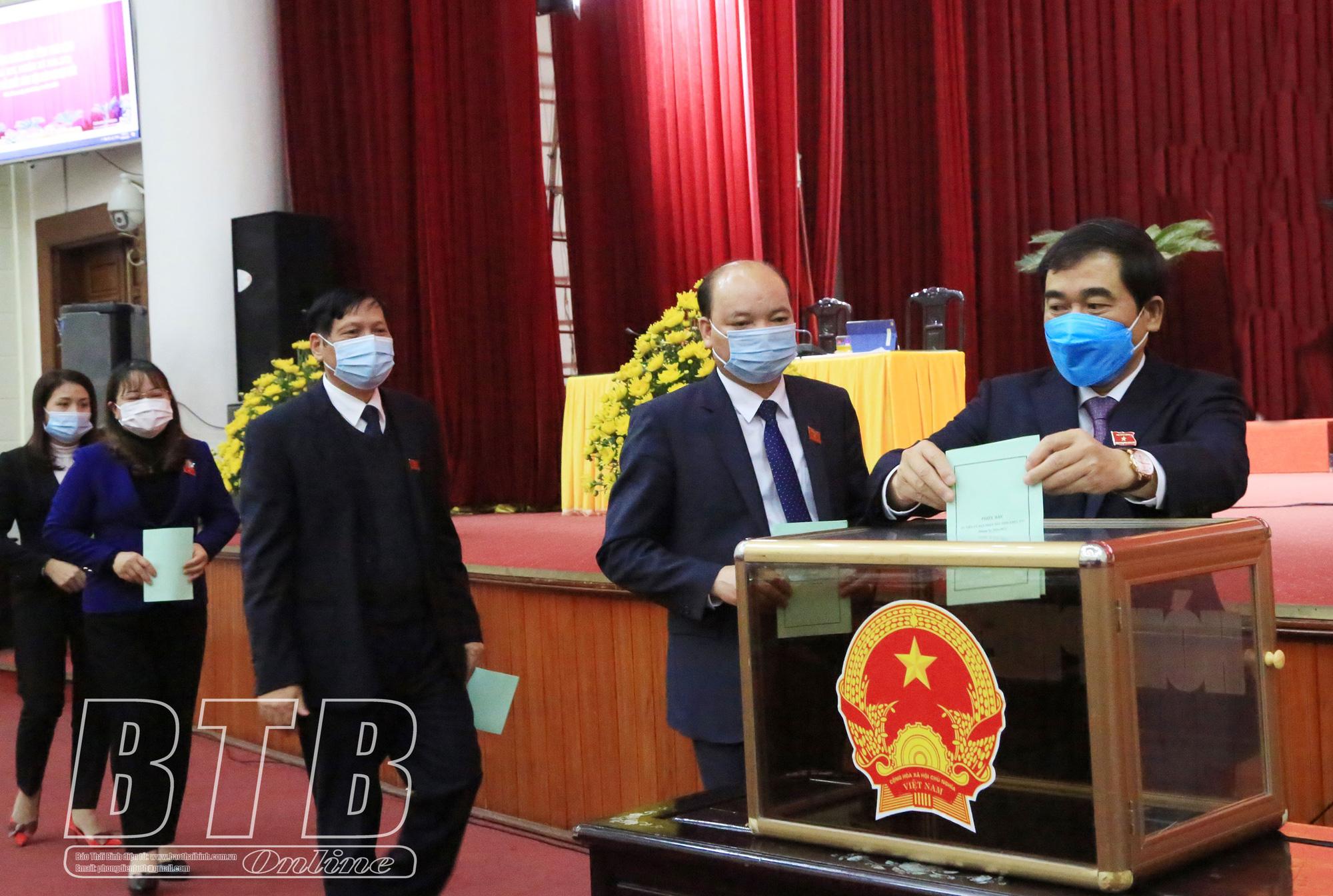 Thái Bình miễn nhiệm Trưởng ban Kinh tế - Ngân sách Hội đồng nhân dân - Ảnh 1.