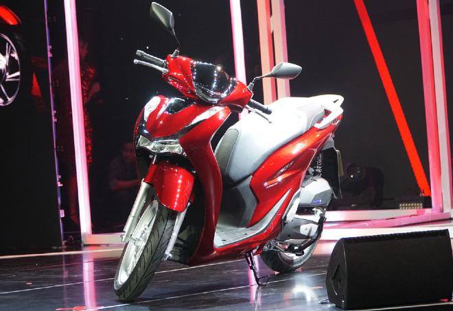 Giật mình giá xe Honda SH đầu tháng 3/2021 - Ảnh 1.