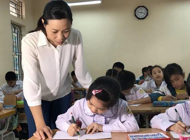 """Phụ huynh Hà Nội """"phát sốt"""" với tuyển sinh lớp 6 trường """"hot"""" - Ảnh 2."""