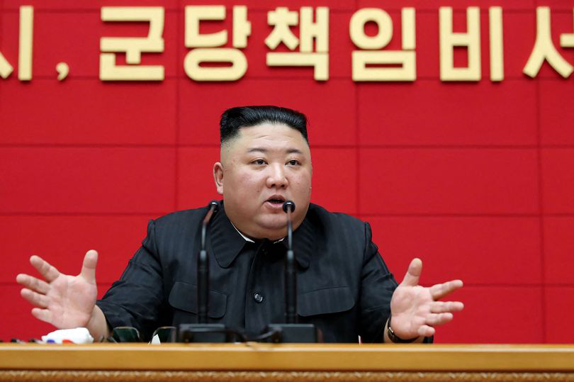 Những hình ảnh mới làm dấy lên lo ngại về hoạt động phát triển vũ khí hạt nhân ở Triều Tiên - Ảnh 1.