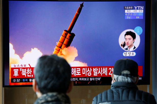 Những hình ảnh mới làm dấy lên lo ngại về hoạt động phát triển vũ khí hạt nhân ở Triều Tiên - Ảnh 4.