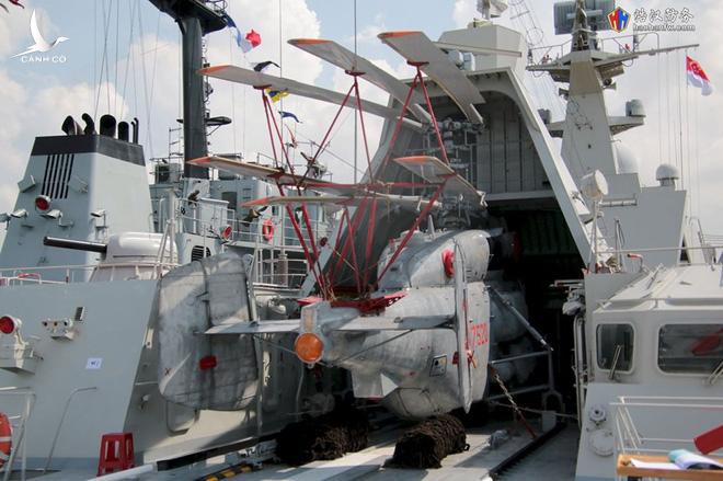 Cận cảnh 2 chiến hạm hiện đại bậc nhất Việt Nam tham gia tranh tài tại Army Games - Ảnh 16.