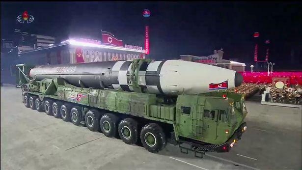 Những hình ảnh mới làm dấy lên lo ngại về hoạt động phát triển vũ khí hạt nhân ở Triều Tiên - Ảnh 3.