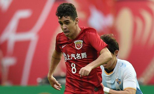 Oscar mơ được trở lại Chelsea.