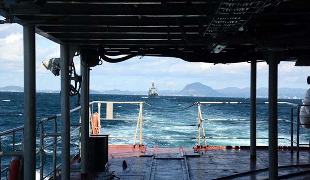Cận cảnh 2 chiến hạm hiện đại bậc nhất Việt Nam tham gia tranh tài tại Army Games - Ảnh 3.