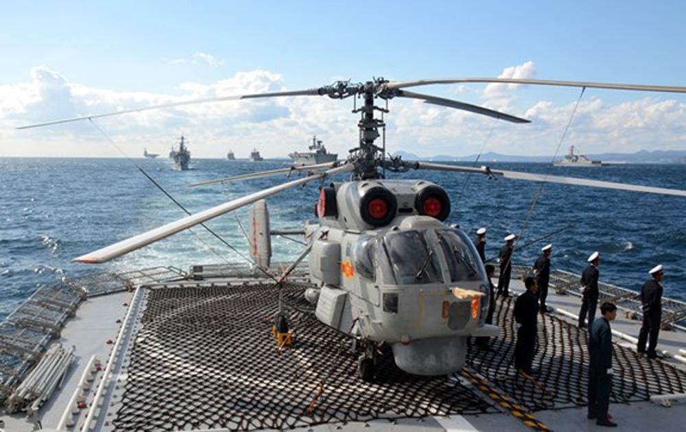 Cận cảnh 2 chiến hạm hiện đại bậc nhất Việt Nam tham gia tranh tài tại Army Games - Ảnh 6.