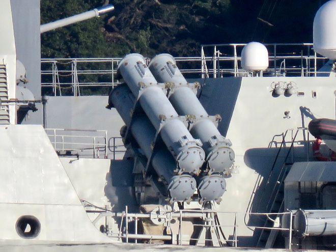 Cận cảnh 2 chiến hạm hiện đại bậc nhất Việt Nam tham gia tranh tài tại Army Games - Ảnh 5.