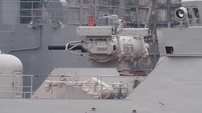 Cận cảnh 2 chiến hạm hiện đại bậc nhất Việt Nam tham gia tranh tài tại Army Games - Ảnh 7.