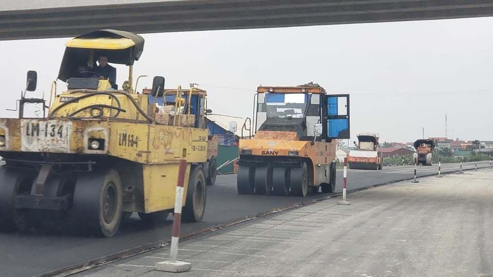 Cao tốc Bắc - Nam đoạn Cao Bồ - Mai Sơn chốt ngày hoàn thành - Ảnh 1.