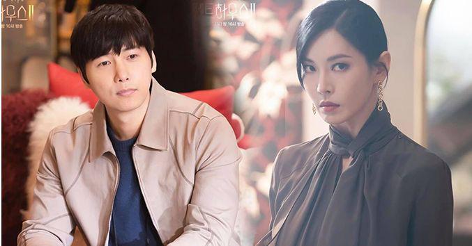 """Nam tài tử Hàn Quốc thừa nhận mất bình tĩnh khi xem Kim So Yeon hôn bạn diễn trong """"Penthouse: Cuộc chiến thượng lưu"""" - Ảnh 2."""