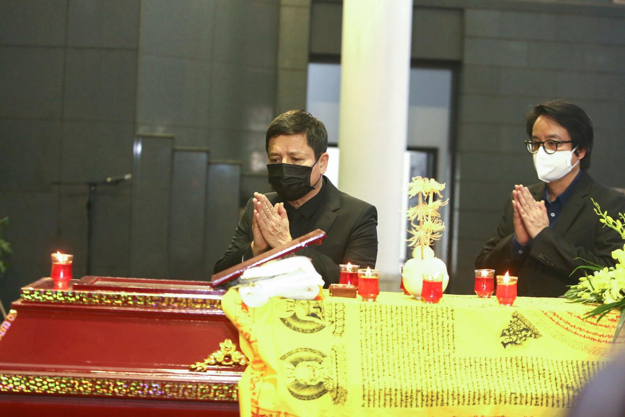 """NSND Trung Hiếu: """"NSND Trần Hạnh rất tự trọng, giản dị, khiêm nhường"""" - Ảnh 12."""
