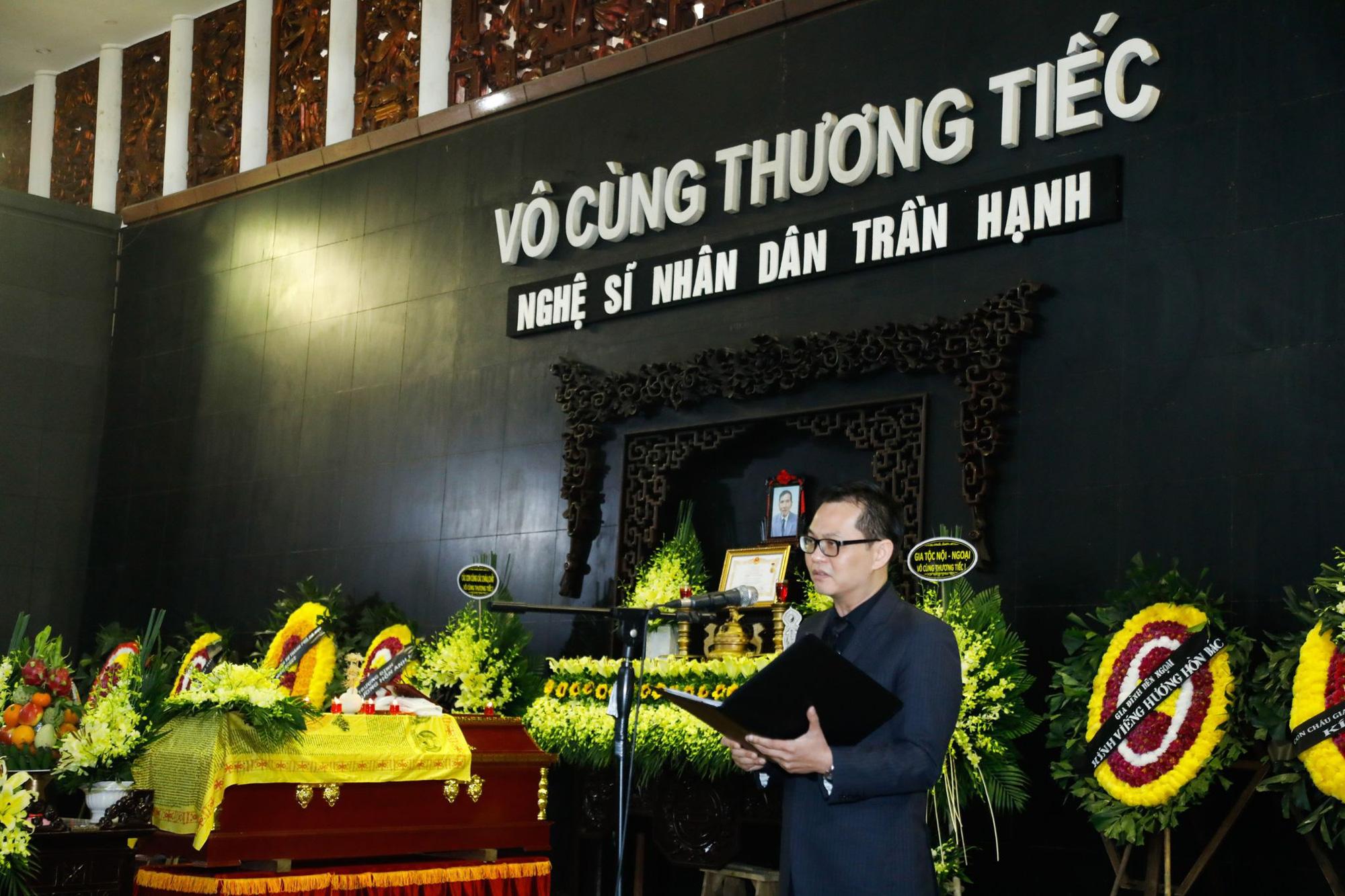"""NSND Trung Hiếu: """"NSND Trần Hạnh rất tự trọng, giản dị, khiêm nhường"""" - Ảnh 19."""