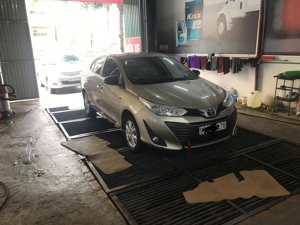 """Toyota Vios chạy 6 vạn sau 2 năm, rao bán giá """"tình cảm"""" - Ảnh 1."""