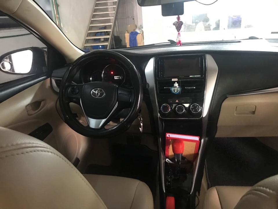 """Toyota Vios chạy 6 vạn sau 2 năm, rao bán giá """"tình cảm"""" - Ảnh 4."""