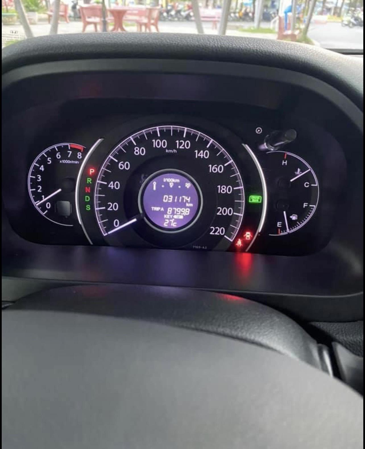 Honda CR-V chạy hơn 3 năm, giá bán bất ngờ - Ảnh 3.