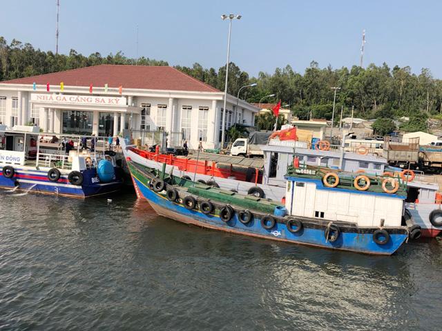 Quảng Ngãi: Chủ tịch tỉnh gạt đề xuất của Sở, đồng ý mở tuyến Đà Nẵng-Lý Sơn  - Ảnh 2.