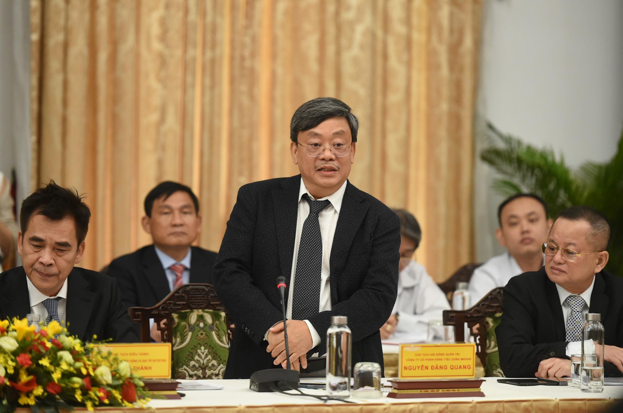 Đối thoại 2045: Tỷ phú Nguyễn Thị Phương Thảo, Nguyễn Đăng Quang kiến nghị gì với Thủ tướng? - Ảnh 3.
