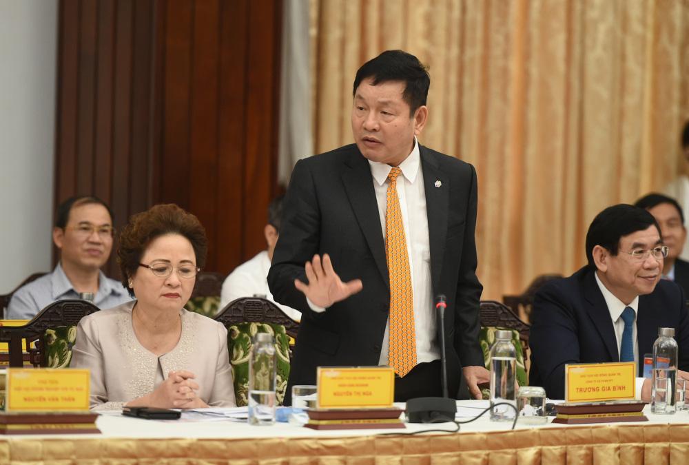 Chủ tịch FPT Trương Gia Bình đề xuất tư nhân xử lý vướng mắc của HoSE - Ảnh 1.