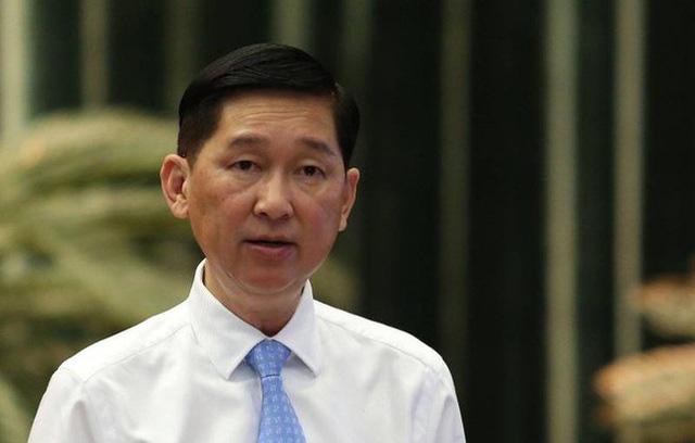 Ông Trần Vĩnh Tuyến đổ lỗi cho cấp dưới, thừa nhận hành vi vi phạm pháp luật nhưng không thừa nhận động cơ tư lợi - Ảnh 1.