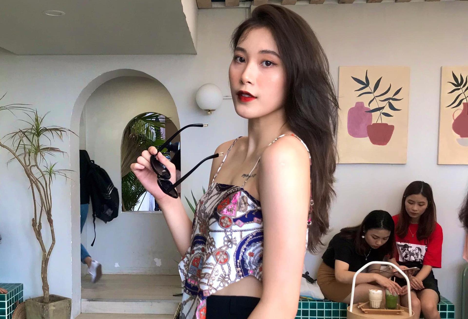 Hot girl bóng chuyền Đặng Thu Huyền vừa giải nghệ cuốn hút cỡ nào? - Ảnh 4.