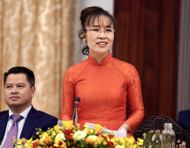 Đối thoại 2045: Tỷ phú Nguyễn Thị Phương Thảo, Trần Bá Dương kiến nghị gì với Thủ tướng? - Ảnh 1.