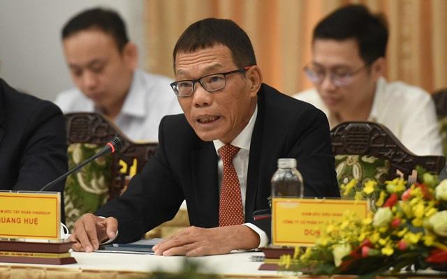 Phó TGĐ Vingroup Võ Quang Huệ: Hiện tại có hơn 40.000 ô tô VinFast lăn bánh trên đường phố Việt Nam - Ảnh 1.